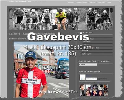 klik på gavebevises og kom direkte til Gaveboden :)